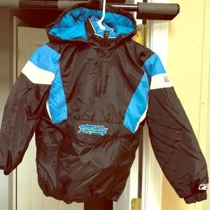 Panthers Pullover Coat